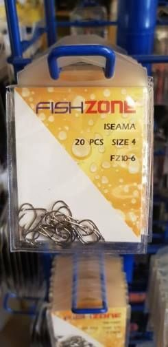 Iseama hooks size  4, livebait, crab baits..ideal bass, pollack..super sharp
